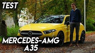 Mercedes-AMG A35: Chwilę przed A45 - #285 Jazdy Próbne