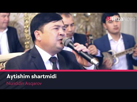 Nuriddin Asqarov - Aytishim Shartmidi Jonli Ijro