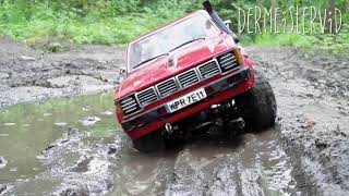 RC TOYOTA 4x4 PICK-UP / UNBOXING / RC SCALE OFF-ROAD