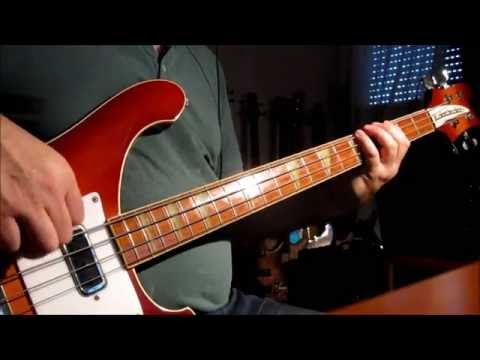 Paul McCartney & Wings Band - Band On The Run Bass Cover