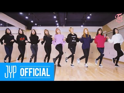 開始Youtube練舞:1 to 10-TWICE | 團體尾牙表演