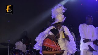 WONDERFUL BOLA AARE ANOINTED BABA SALA'S DAUGHTER ON STAGE