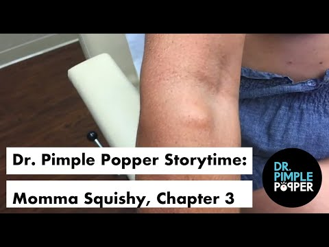 Dr. Pimple Popper's Weekly Story Time: Momma Squishy, Chapter 3