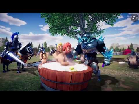 NEW Oficial Trailer Lords Mobile Ads 2019 - Anuncios Publicitarios Lords Mobile