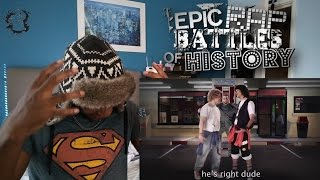 Lewis and Clark vs Bill and Ted. EPIC RAP BATTLES of HISTORY - REACTION!