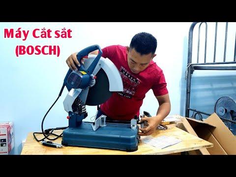 Máy cắt sắt bàn (BOSCH) chính hãng giá rẻ chỉ có tại   Máy Xây Dựng Hồng Nhiên