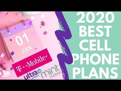 best-cell-phone-plans-|-january-2020