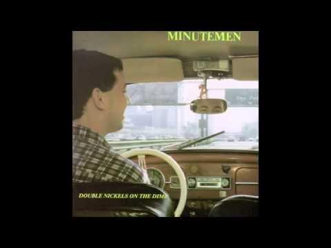 Minutemen - Double Nickels On The Dime - Side George Original Vinyl