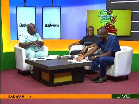 Badwam Mpensenpensenmu on Adom TV (24-4-18)
