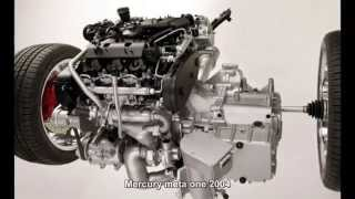 Mercury Meta One Concept Videos