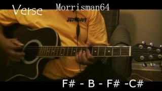 MIRANDA LAMBERT - Over You - Guitar Chords Lesson