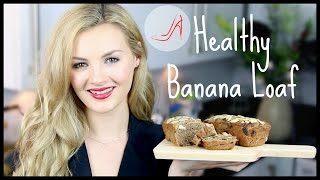 Mini Healthy Banana Loaves | Niomi Smart