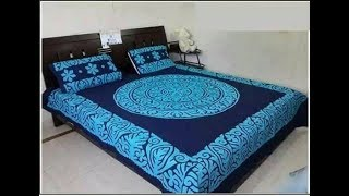Applique Bed sheets/Applique Patterns for Bed sheets/Quilt