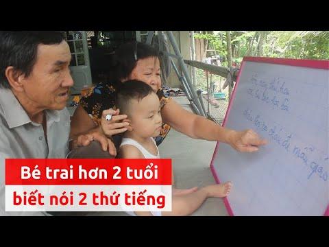 Kỳ lạ bé trai 2,5 tuổi biết đọc tiếng Việt và tiếng Anh - PLO from YouTube · Duration:  4 minutes 40 seconds
