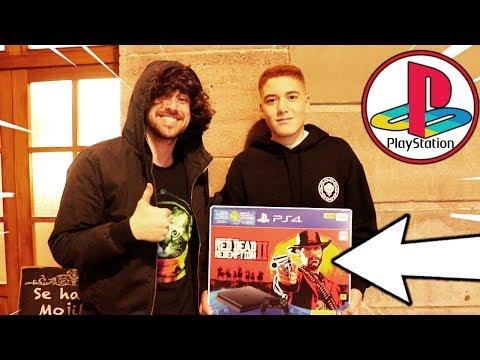¡¡REGALO UNA PLAYSTATION 4 A UN SUSCRIPTOR POR SORPRESA!!