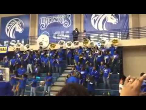 The Marching Bronco 'Xpress - Coco 2015