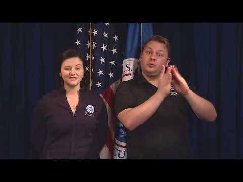 FEMA Accessible: Crisis Counseling