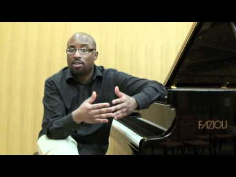 Alexis Ffrench - The Secret Piano (Behind the Music)