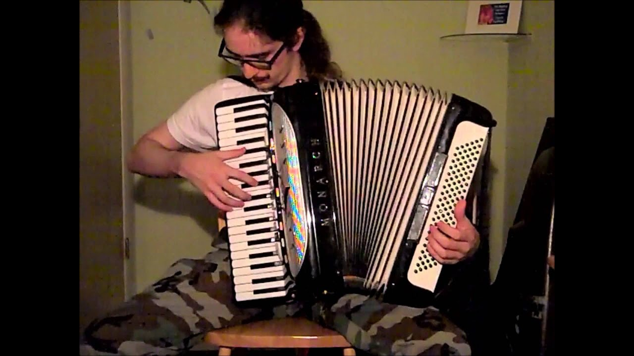 Anamanaguchi - Endless Fantasy [accordion cover]