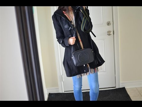 755d5db77eae OOTD (Almost Christmas!) feat. the Gucci Soho Disco Bag in Black ...