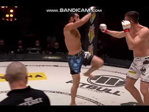 Download Mamed Khalidov znokautował Scotta Askhama Shot