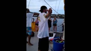 The St Thomas  St John Champagne Catamaran Tour