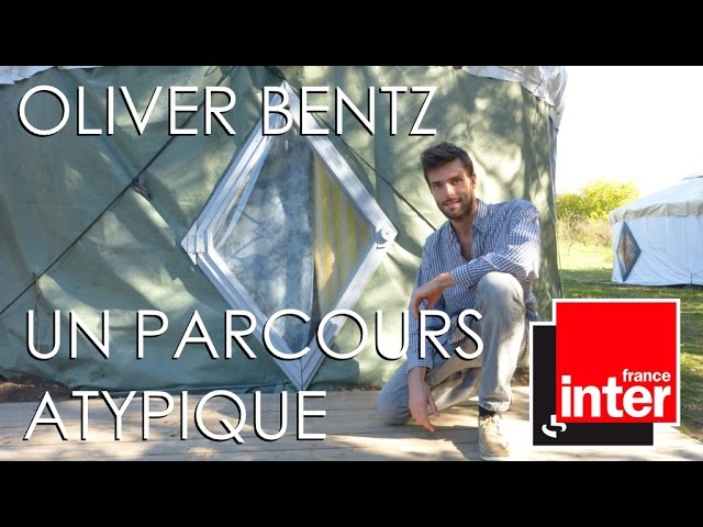 Le parcours d'Oliver Bentz, Interview France Inter