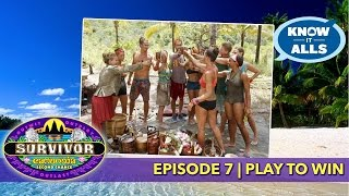 Survivor Cambodia Episode 7 Recap | Know-It-Alls LIVE | Nov 4, 2015