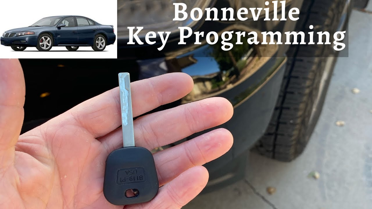 how to program a pontiac bonneville key 2000 2005 diy transponder chip ignition youtube how to program a pontiac bonneville key 2000 2005 diy transponder chip ignition