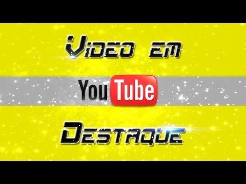 Como colocar video em destaque em seu canal do youtube