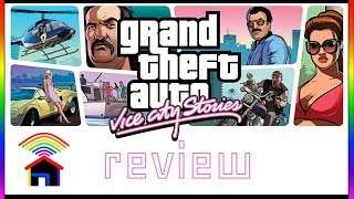 Grand Theft Auto: Vice City Stories review - ColourShed