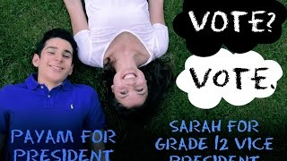 Winning Student Council Campaign Video