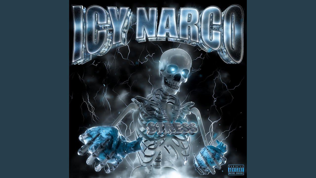 """Icy Narco """"Stress"""" - Abbagliante fusione rock, pop e hip-hop"""