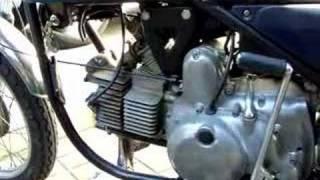 AERMACCHI-HARLEY DAVIDSON SS350 (1973) - RALENTI MOTEUR...