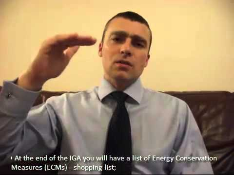 Tutorial 6. Investment Grade Audit (IGA) of the Energy Performance Contracts.