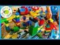 LEGO DUPLO THOMAS TRAIN TRACK?! WOAH! Fun Toy Trains for Kids!