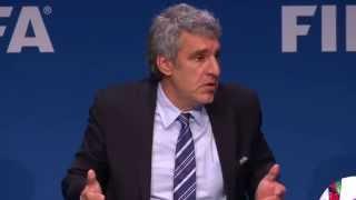 Die FIFA-Antwort auf die vorgenommenen Verhaftungen