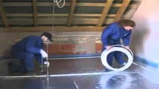 Технология монтажа подпольного водяного отопления(, 2012-04-17T06:58:00.000Z)