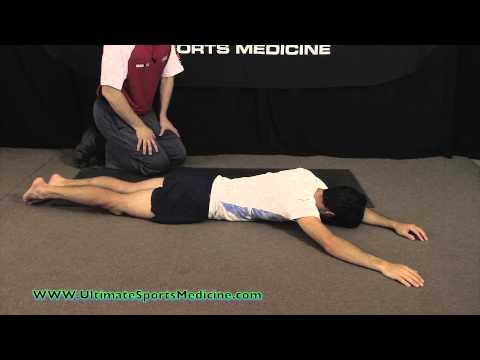 Upper Body Rolling Pattern