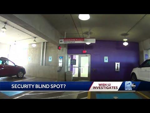 Hospital Garage Security Blind Spot