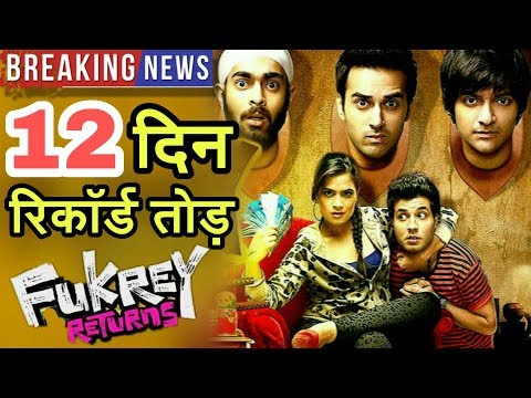 Fukrey Returns 12th Day Box Office Collection | Total Collection | Super Hit