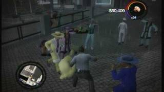 Saints Row 2 - The army of Pimps