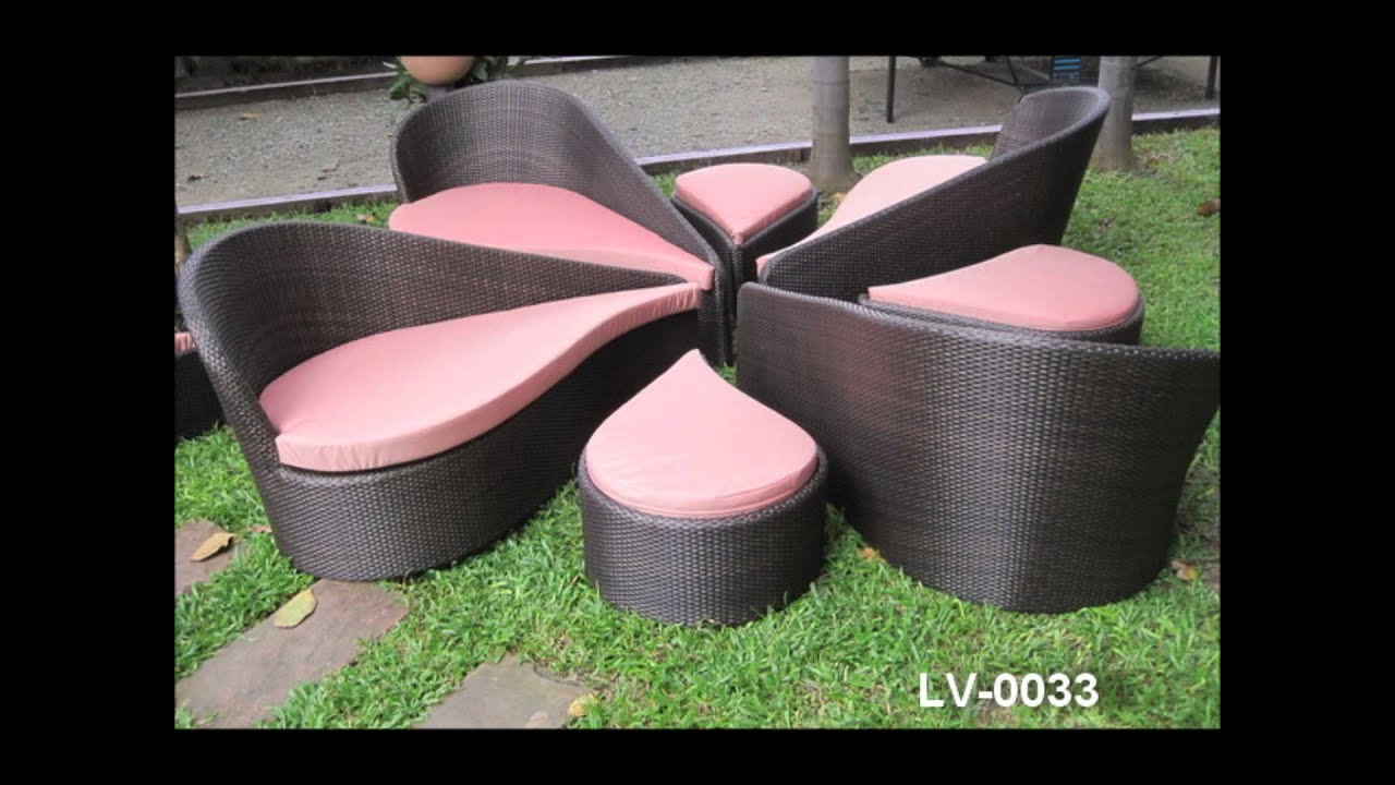 Rattan And Wicker Furniture #34: Rattan4ever Sofa Rattan Wicker Furniture Bangkok Thailand