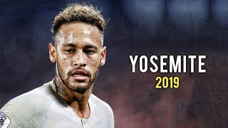 Neymar Jr ► YOSEMITE - Travis Scott ● Skills & Goal 2018/19 | HD