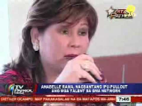 Annabel Rama Defends JC de Vera