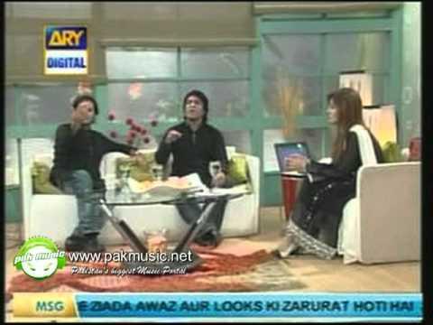 Jawad Bashir and Akbar Ali l Naina Live l ARY Morning Show