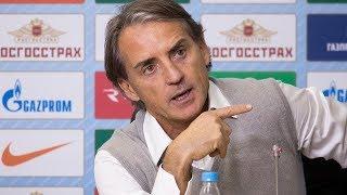 «Зенит» — «Краснодар»: послематчевая пресс-конференция