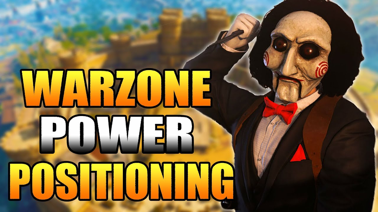 Power Positioning In Warzone (Warzone Training)