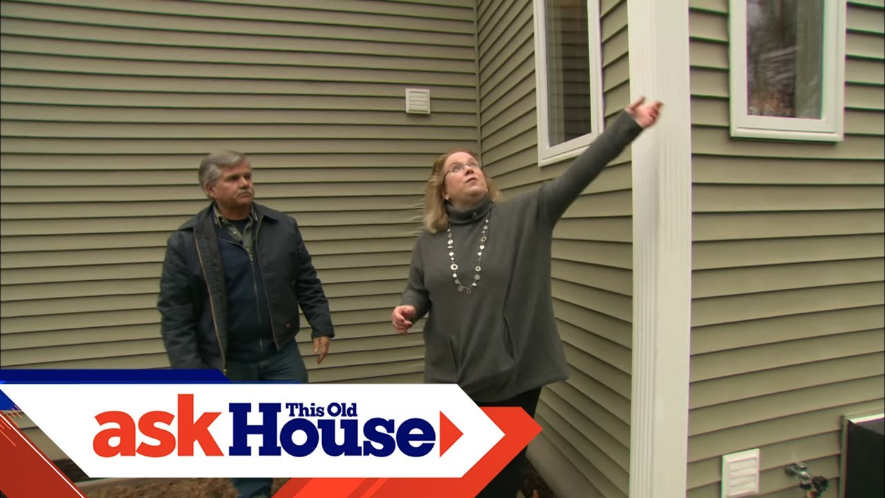 How to Repair Melted Vinyl Siding   Ask This Old House