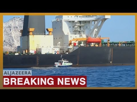 Two more crew members of seized Iran oil tanker arrested